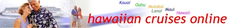 hawaiian cruises online header